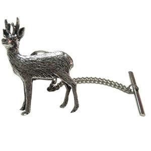 Roe Buck Deer Tie Tack
